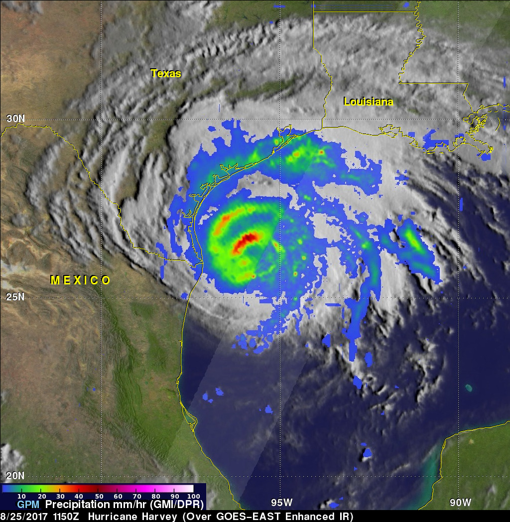 DPR | NASA Earth Science Disasters Program
